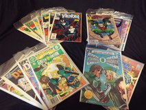 Throwback Comic Book Collection (17 total) - DC, Marvel and Others in Sugar Grove, Illinois