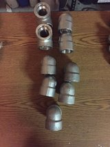 """Lot of 3/4"""" Stainless Steel 300lb SW 90 in Plainfield, Illinois"""
