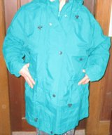 Woman Within 2X Windbreaker w/zip out lining in DeKalb, Illinois