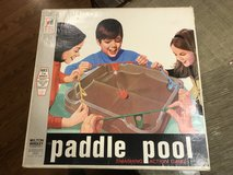 1970's Paddle Pool Game Milton Bradley in Perry, Georgia