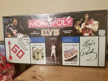 New Elvis Monopoly 25th Anniversary Game! in Byron, Georgia