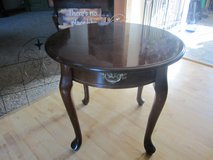 Solid Wood Accent Table 24by24 in New Lenox, Illinois