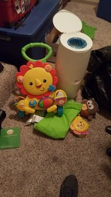 diaper genie & baby walker in Alamogordo, New Mexico