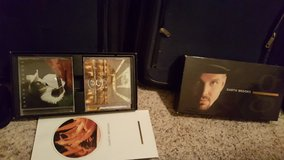 Garth Brooks CD collection in Alamogordo, New Mexico
