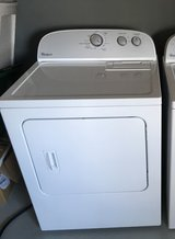 Whirlpool Electric Dryer - White in Shorewood, Illinois