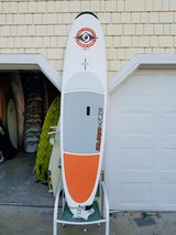 Surfboard/Paddleboard 8'4 BIC DURA TEC/GREAT DEAL - $325 (WILMINGTON/OGDEN AREA) in Wilmington, North Carolina
