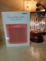 Bose soundlink color 2 new in box in Fort Carson, Colorado