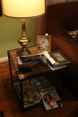 Side table in Jacksonville, Florida