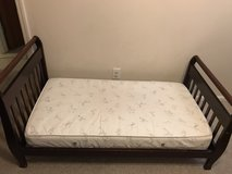 Toddler bed and sheets! in Beaufort, South Carolina