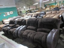 new reclining sofa and loveseat in Fort Campbell, Kentucky