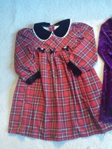 6X Youngland Tartan Plaid Dress Perfect Condition in Aurora, Illinois