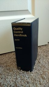 Quality Control Handbook in Warner Robins, Georgia
