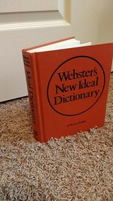 Webster's New Ideal Dictionary in Warner Robins, Georgia