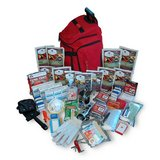 2 Week Deluxe Emergency Survival First Aid Bag Kit with Food & Water for 1 Person in Fort Campbell, Kentucky