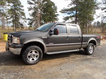 2005 Ford F250 4wd Diesel LOW MILES in Leesville, Louisiana