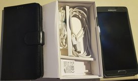 Samsung Note 4 great condition or trade for Ipad newest gen. in Wiesbaden, GE