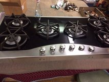 Viking Gas Cook top in Conroe, Texas