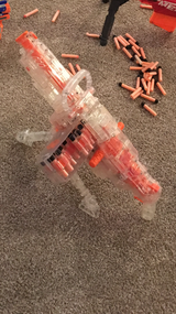 Nerf automatic rifle (discontinued) in St. Louis, Missouri