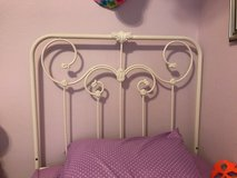 White Headboard for TWIN bed in Kingwood, Texas