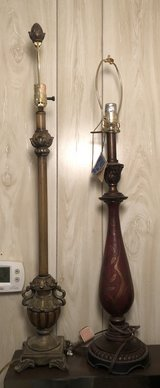 2 New Lamps in Fort Rucker, Alabama