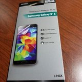 2ea. Samsung Galaxy S5 Screen Protectors (Brand New, Never Used) in Camp Lejeune, North Carolina