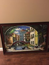 Canvas w/wood frame in Fort Knox, Kentucky