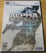 Alpha Protocol in Okinawa, Japan