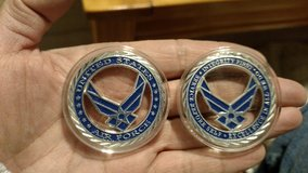 Challenge Coins Air Force - New in 29 Palms, California