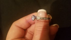 Engagement ring 7.5 in Ramstein, Germany