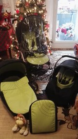 3IN1 HAUK Condor stroller full set in Ramstein, Germany