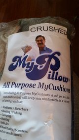 New *MY PILLOW* ALL PURPOSE SEAT CUSHION in Joliet, Illinois