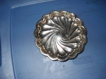 Silver nut dish in Fort Leonard Wood, Missouri