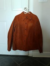 Genuine Leather Welding Jacket Large in Cherry Point, North Carolina