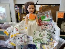 American Girl Size Handmade Clothes in Camp Lejeune, North Carolina