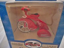 Velocipede Miniature Tricycle Limited Edd.1:20 Scale Detailed Vintage in Lake Elsinore, California