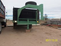 Gooseneck Hauling Trailer in Alamogordo, New Mexico