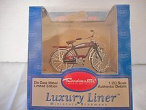 Roadmaster Bicycle 1:20 Scale Quality Toy Replica Limited Edition in Temecula, California