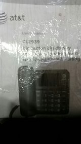 AT&T Land Line Telephone CL2939 in Camp Lejeune, North Carolina
