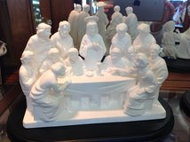 The Last Supper by Lenox. 2269-9 in Camp Lejeune, North Carolina