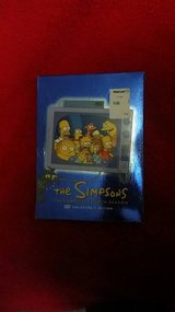 *Unopened* The Simpsons complete 4th season in Camp Lejeune, North Carolina