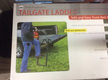 Pick Up Truck Tailgate Ladder New! in Savannah, Georgia