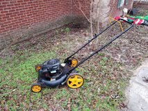 Like New Poulan Pro Push Mower! in Warner Robins, Georgia