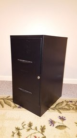 "2-Drawer ""Black"" File Cabinet in Fort Campbell, Kentucky"