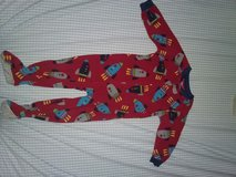 boys footed pijamas in Glendale Heights, Illinois