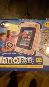 GREAT CHRISTMAS GIFT….Innotab like new..in box in Pasadena, Texas