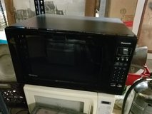 Panasonic #NN-H965BFX 2.2 Cu. Ft. Microwave Oven w/ Inverter Technology Black 1250w in Naperville, Illinois