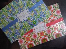 "Vera Bradley Under Cover Laptop Skin fits up to 17""  Brand New - great gift idea for that new la... in Yucca Valley, California"