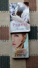 Lesley Pearse. Rosie & Stolen. in Lakenheath, UK