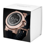 Michael Kors Access Dylan Rose Gold-Tone Silicone Smartwatch - Brand New XMAS Special! Multiple ... in Naperville, Illinois