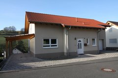Top House with apartment in Oberstaufenbach in Ramstein, Germany